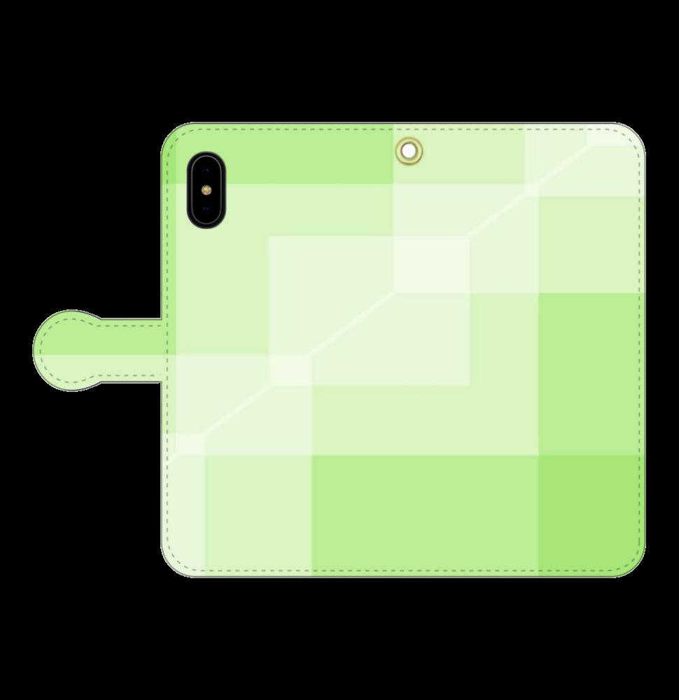 No.54 iPhoneX/Xs 手帳型スマホケース