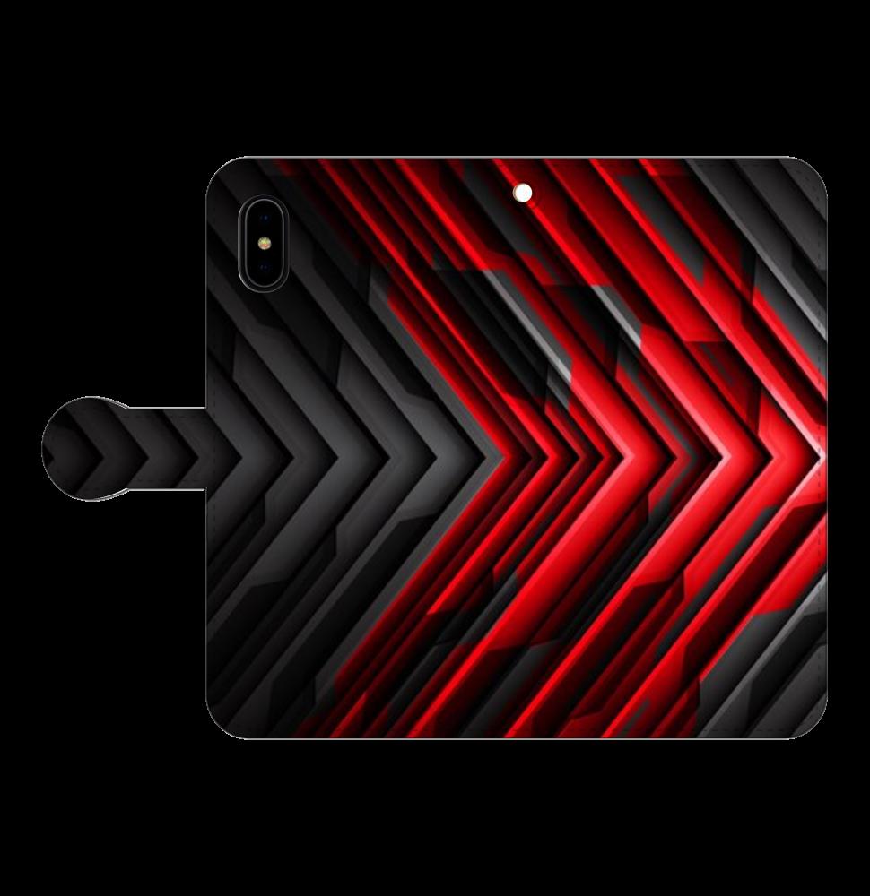 NO.66 iPhoneX/Xs 手帳型スマホケース