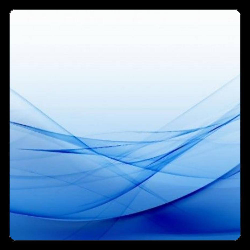 波紋デザイン 白雲石コースター 四角