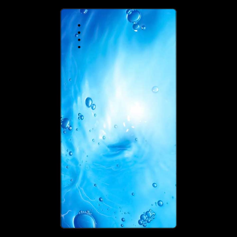 水系デザイン cheero モバイルバッテリー(5000mAh)