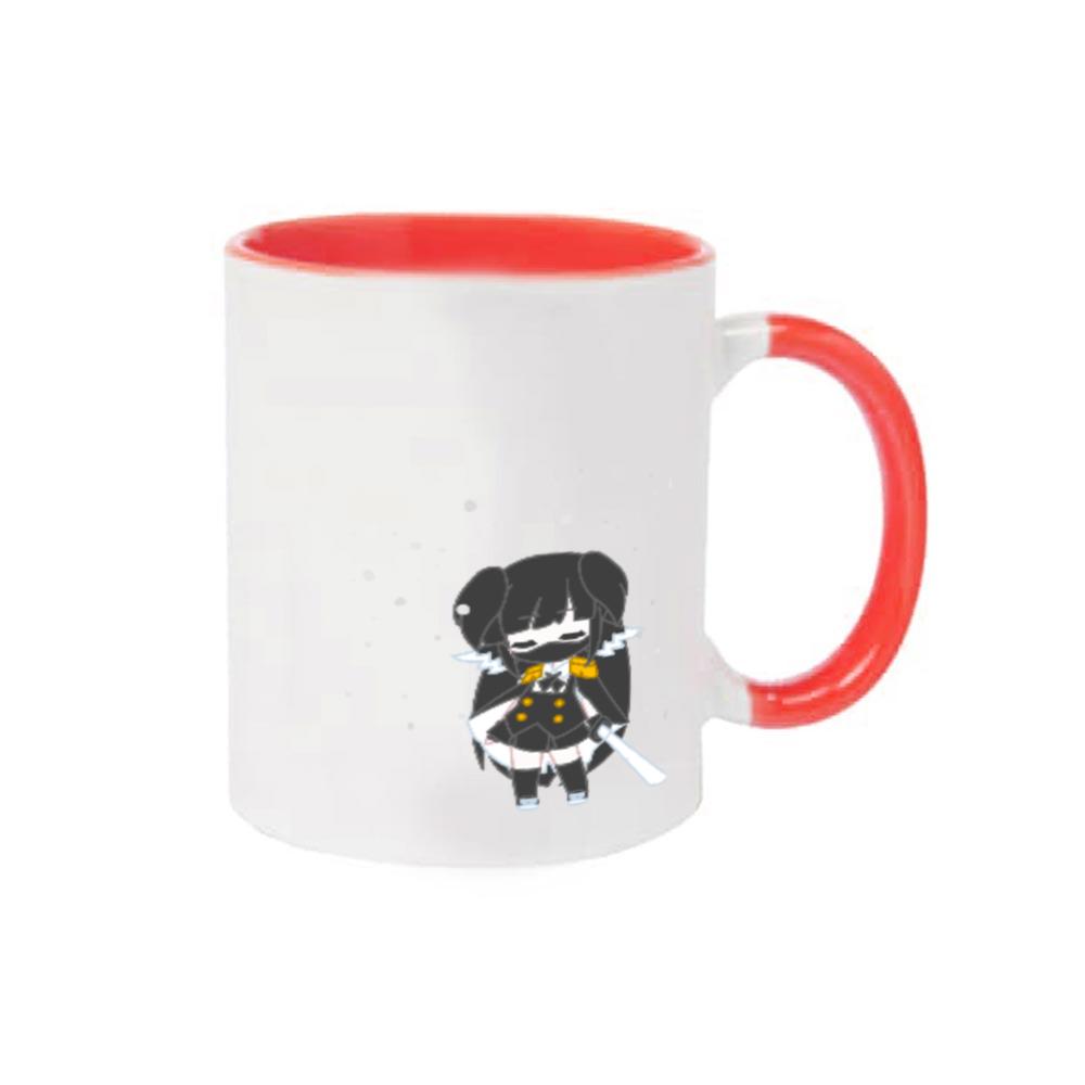 オリジナルデザイン 2トーンマグカップ