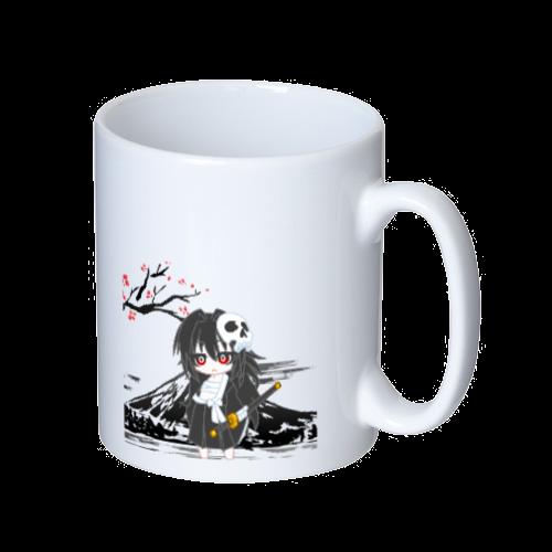 オリジナルデザイン マグカップ  ホワイト