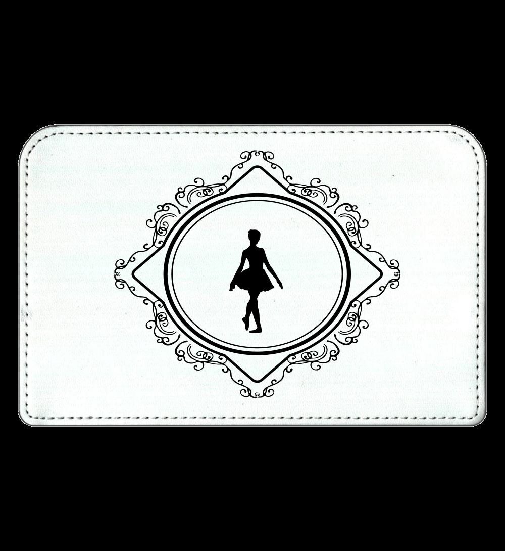 バレリーナ少女 化粧ポーチ① 化粧ポーチ