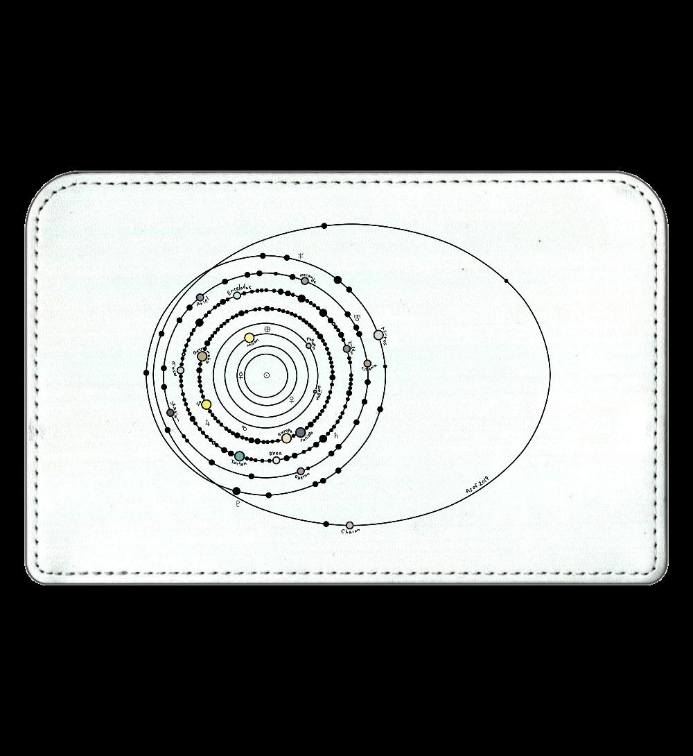 太陽系の衛星  ポーチ 化粧ポーチ