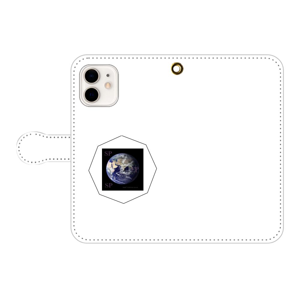 オタクゴンESP 手帳型スマホケース iPhone12/12pro 手帳型スマホケース