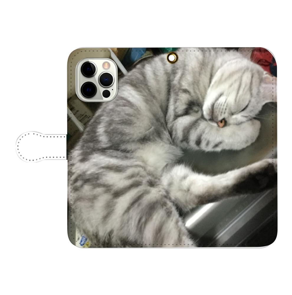 みーちゃんiPhone12pro max 手帳型スマホケース iPhone12pro max 手帳型スマホケース