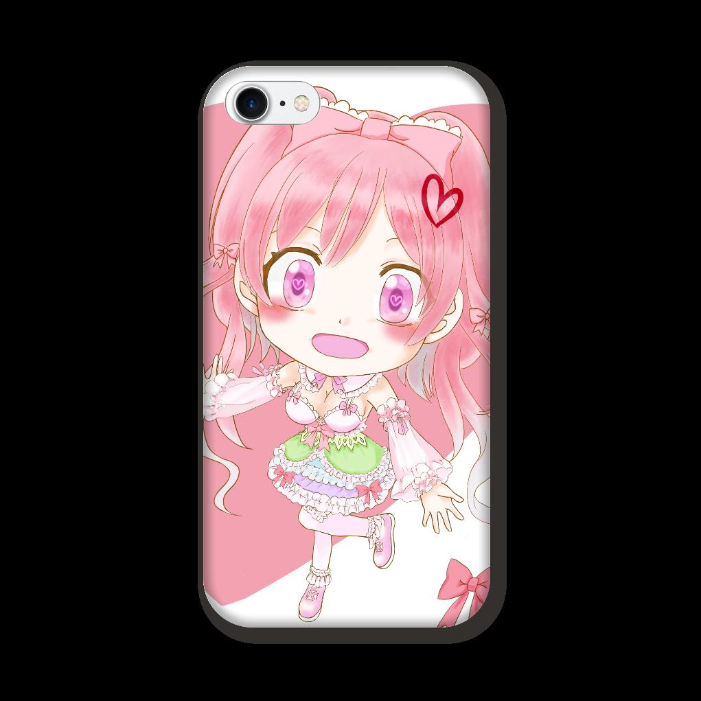 夢可愛い女子 iPhoneSE2