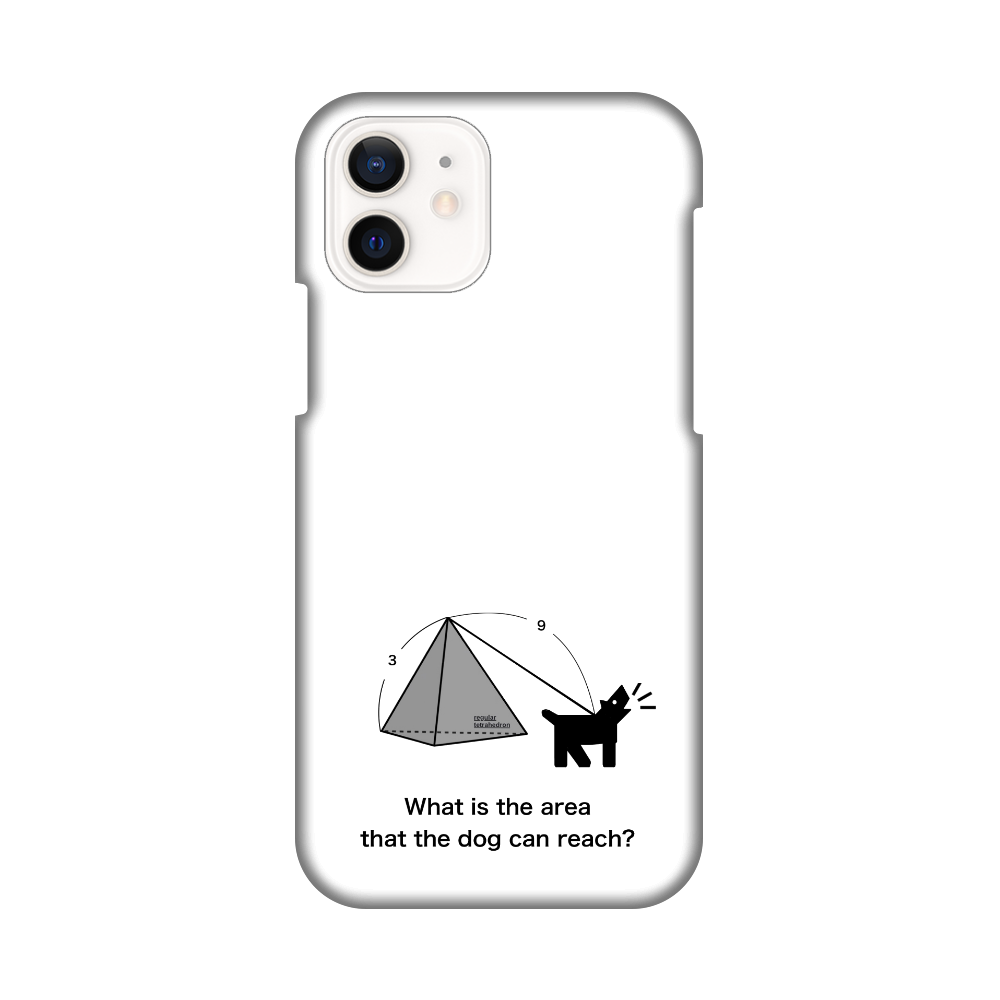 Dog Area iPhone12 / 12 Pro