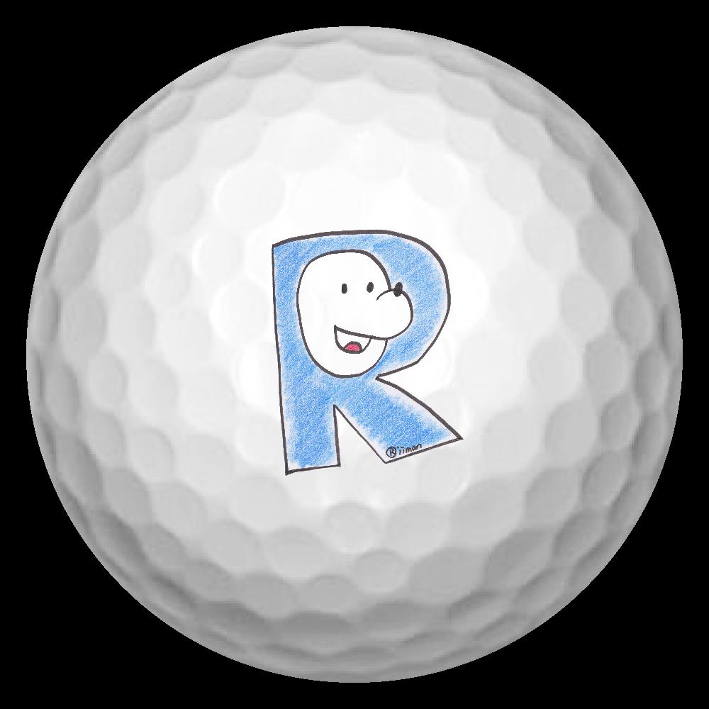【☆25K以上or☆15K3回】 ゴルフボール(3個セット)