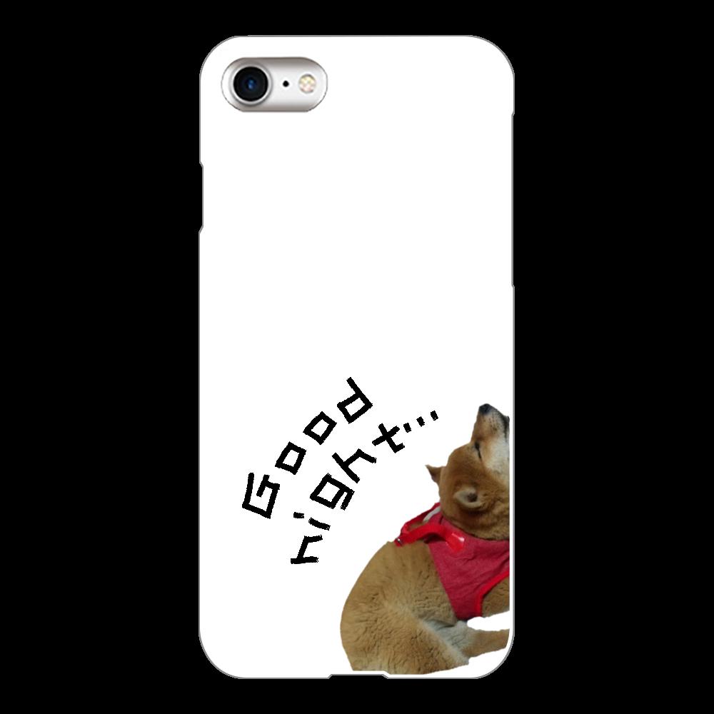 Good night iPhone8(透明)