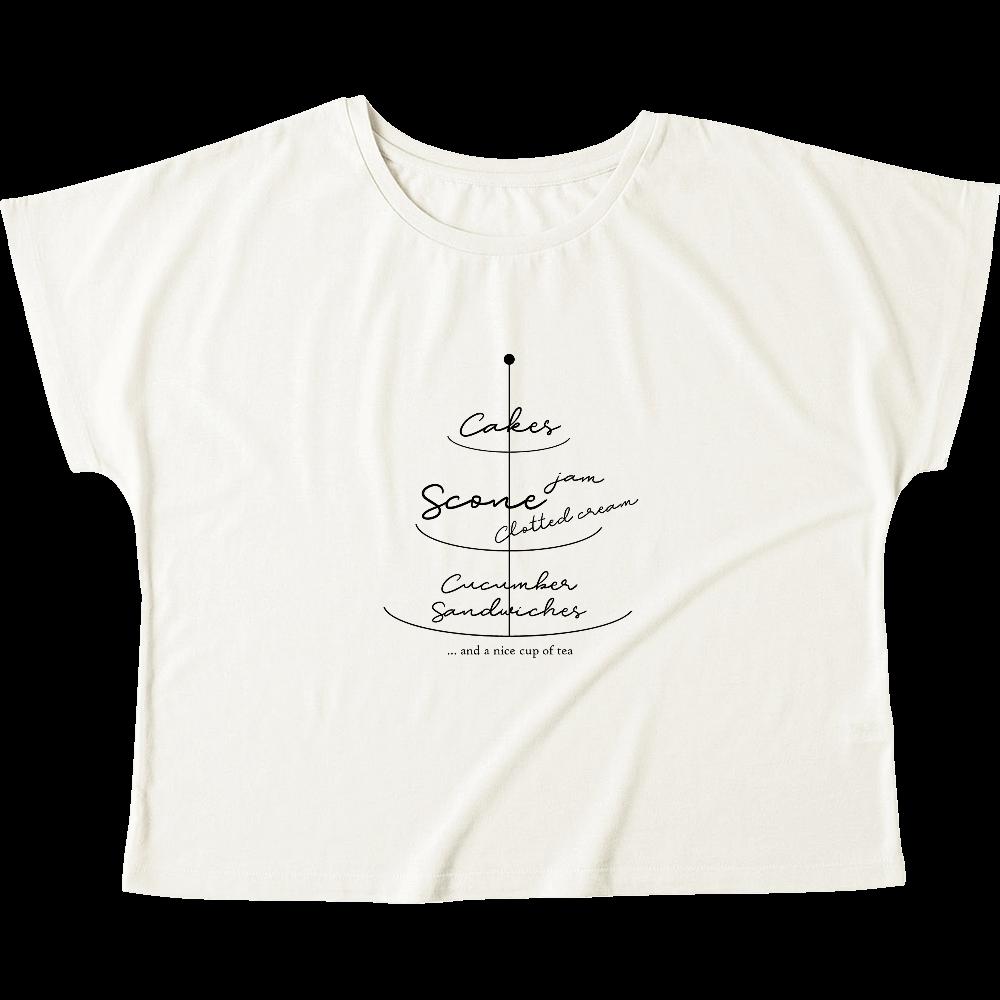 Afternoon TEA shirts ウィメンズ ドルマン Tシャツ
