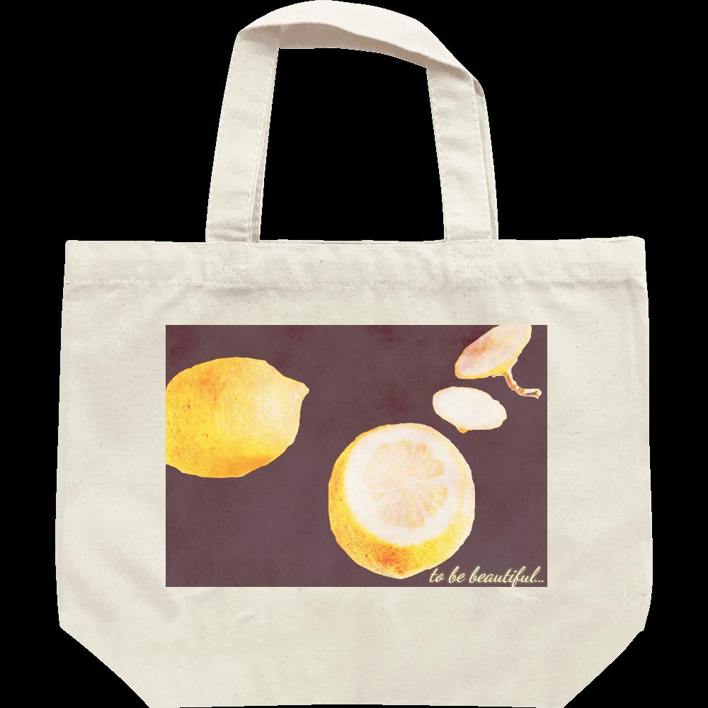 Lemon レギュラーキャンバストートバッグ(S)