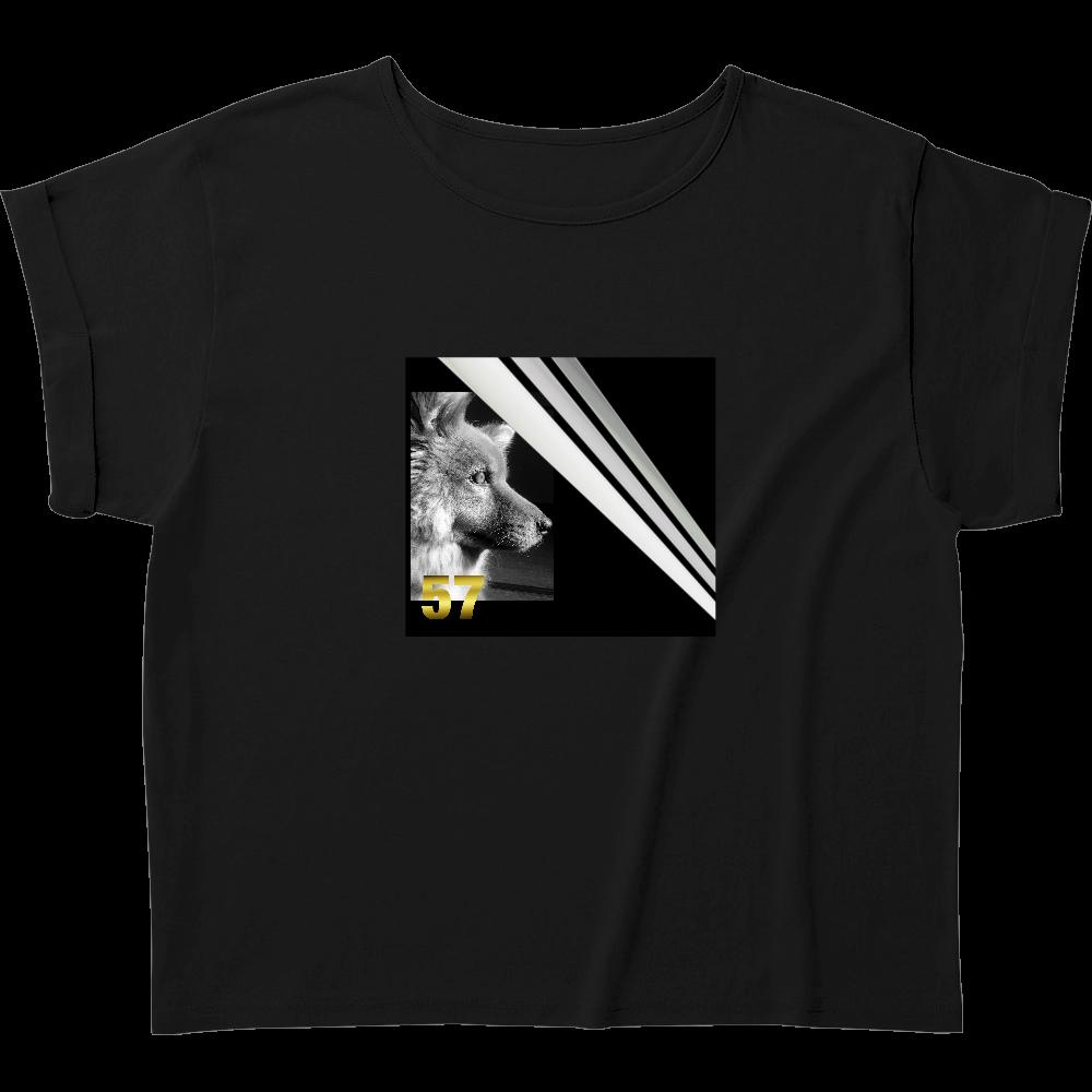 Cool sports ウィメンズ ロールアップ Tシャツ