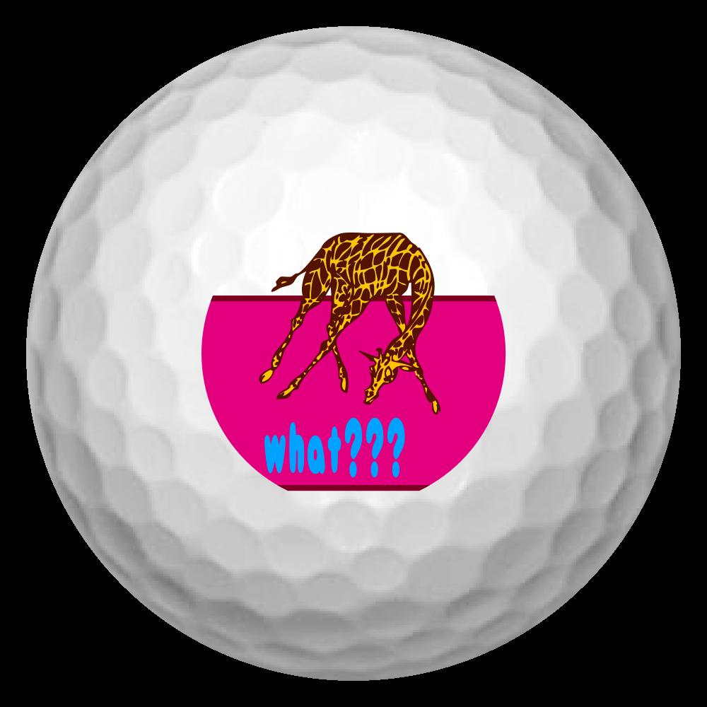 ゴルフボール(3個セット) ゴルフボール(3個セット)