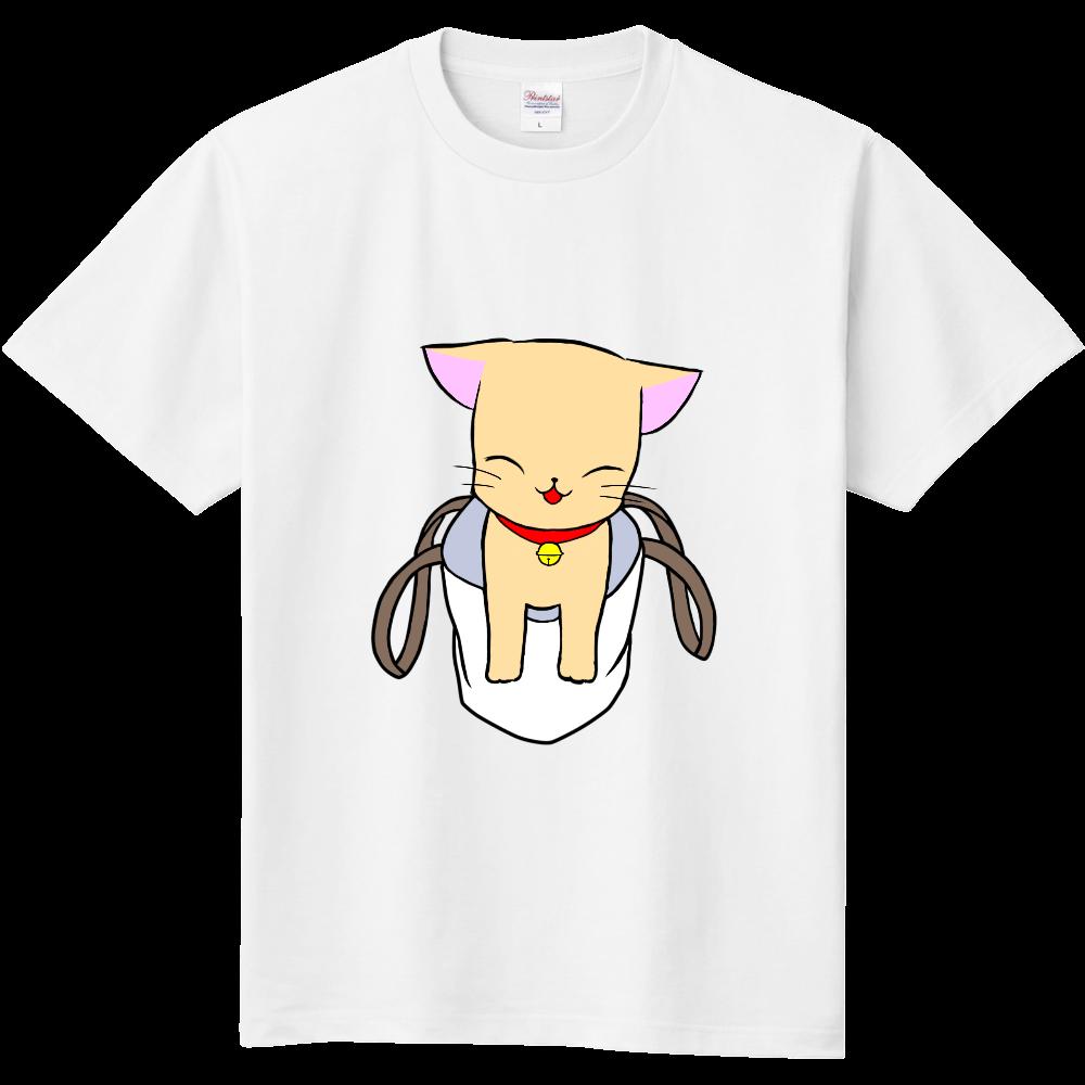 ねこ 定番Tシャツ