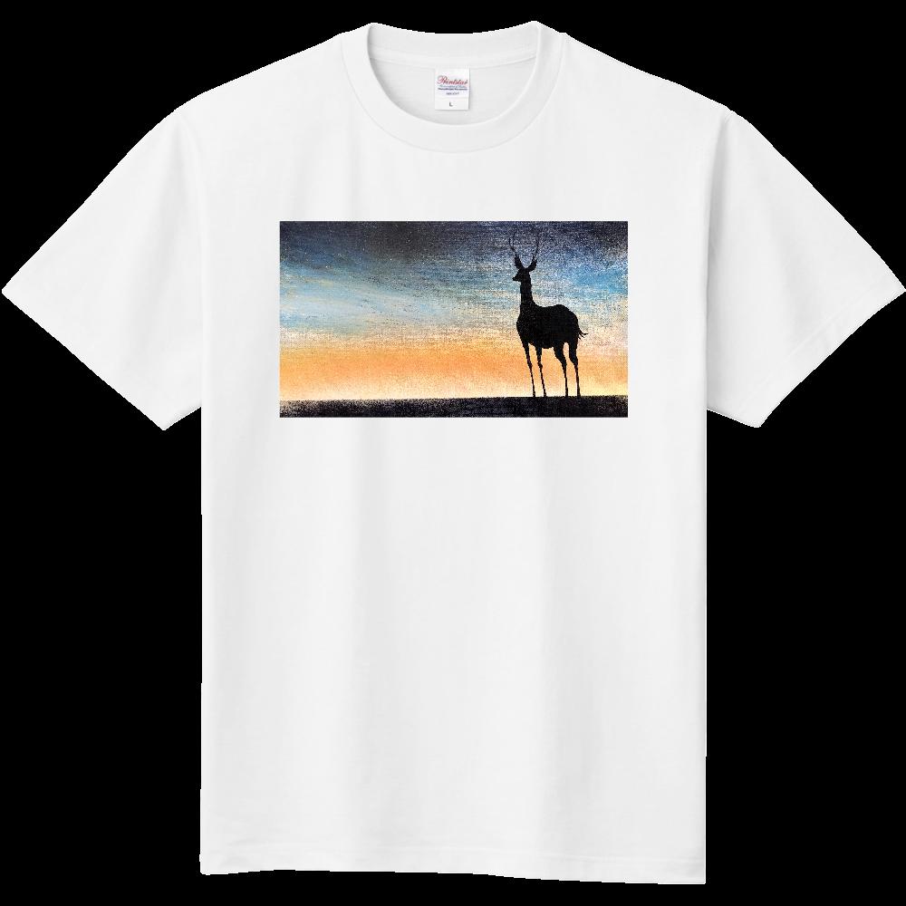 ここではない、どこかへ  Tシャツ 定番Tシャツ