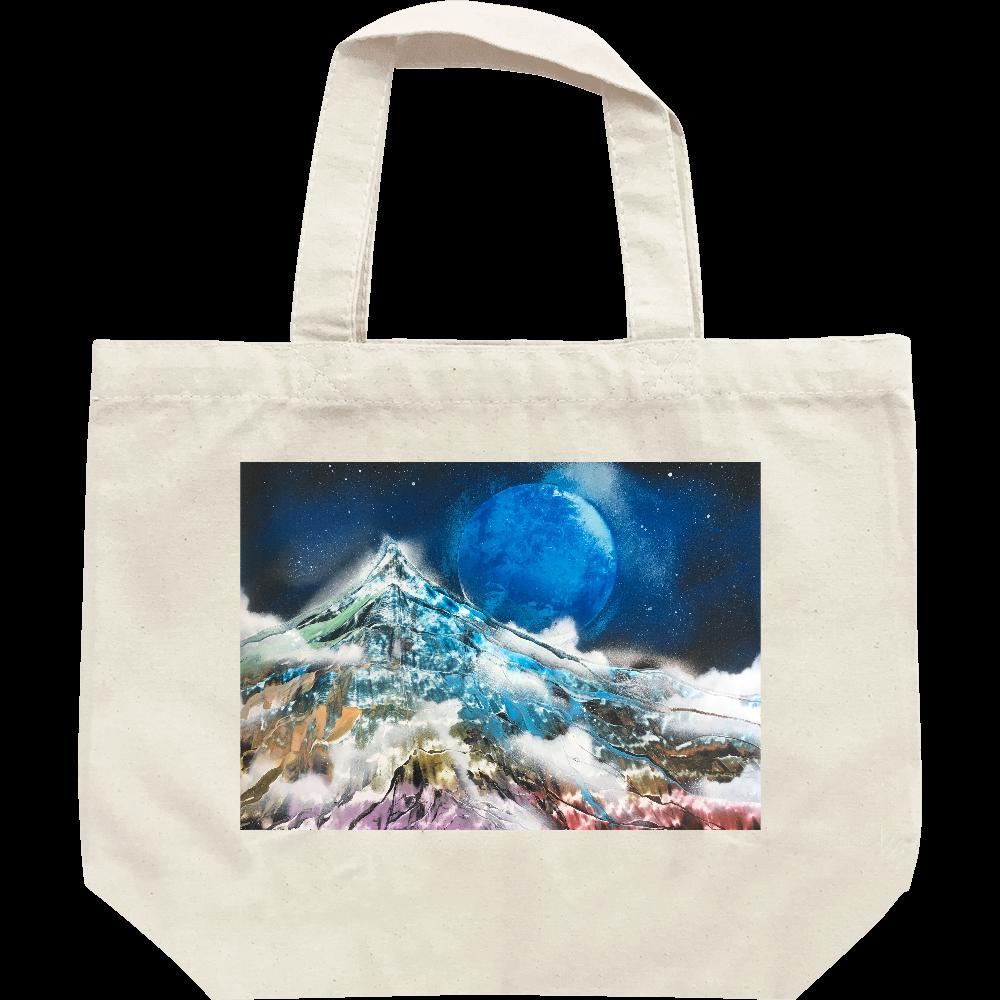 極彩色の山 Mountain of Attractive Colors  トートバッグ レギュラーキャンバストートバッグ(S)