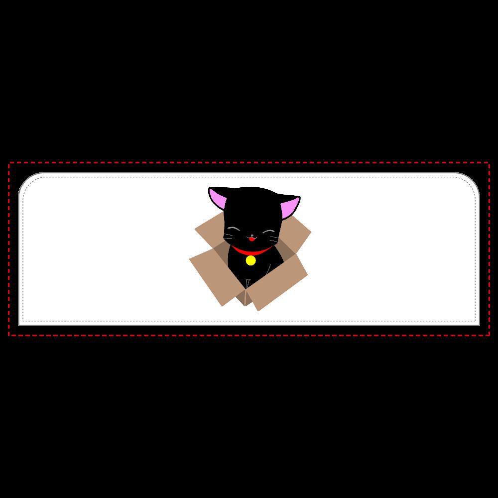 黒ねこ(箱入り) ペンケース