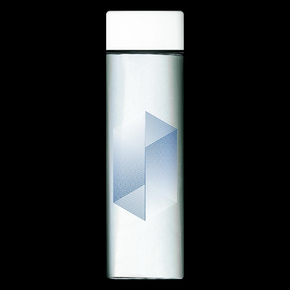 blue_bottle スクエアクリアボトル