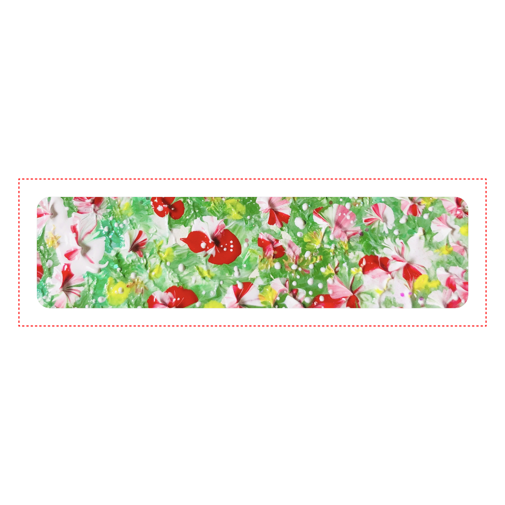お花屋さんの色 スティック型モバイルバッテリー2000mAh