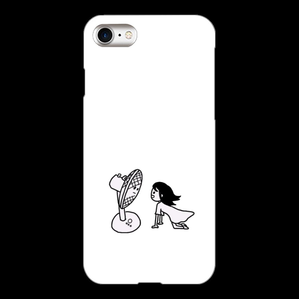 ひまやー iPhone8(透明)