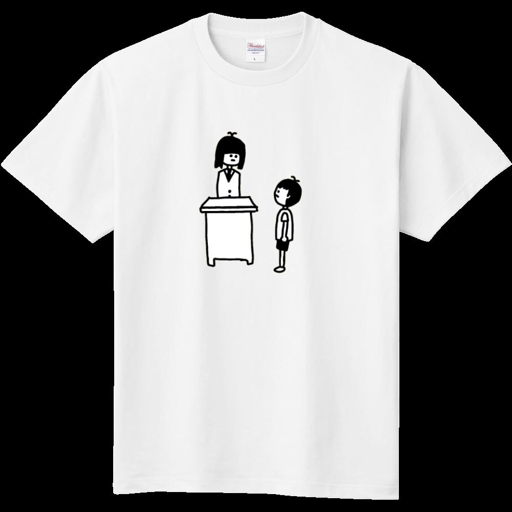 くじら先生 定番Tシャツ