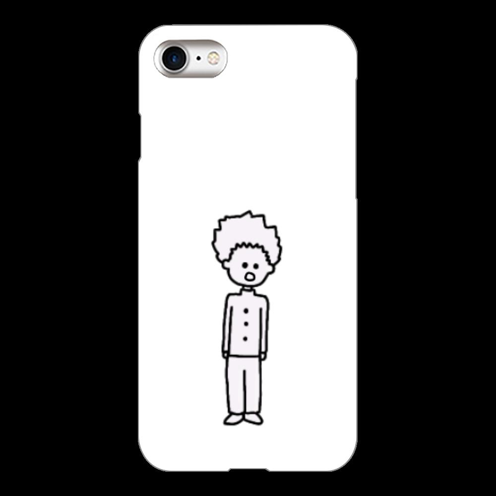 ヤンキーくん iPhone8(白)