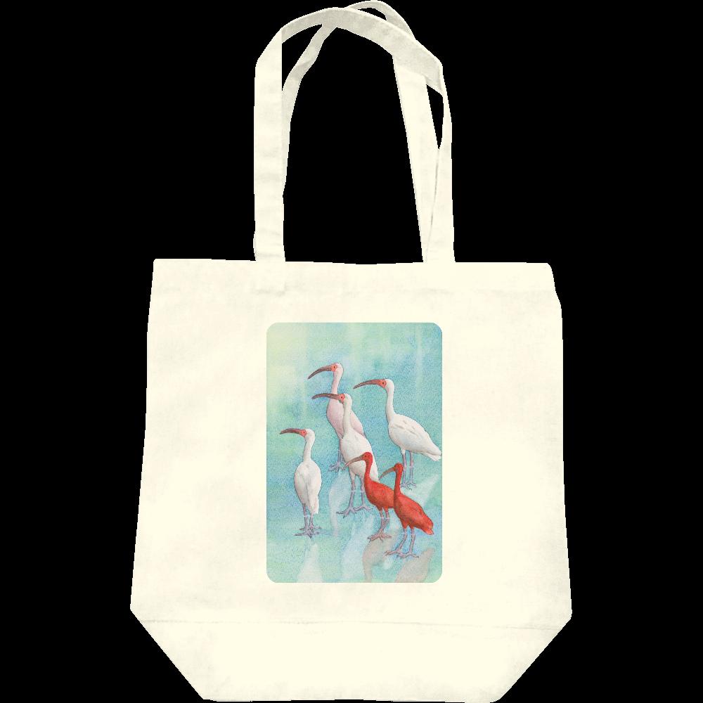 水辺トートバッグ レギュラーキャンバストートバッグ(M)