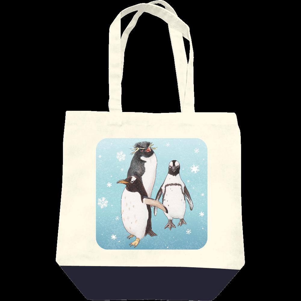 ペンギントリオトートバッグ レギュラーキャンバストートバッグ(M)