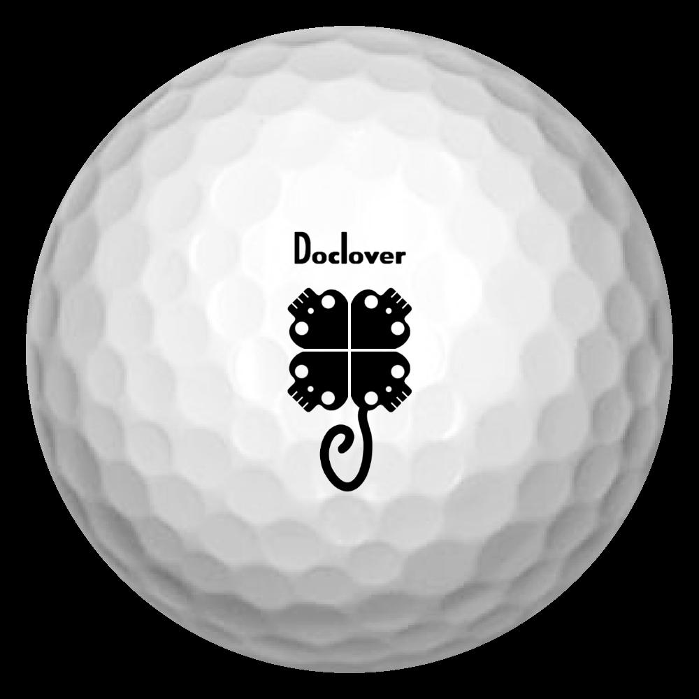 ドクローバー ゴルフボール(3個セット)