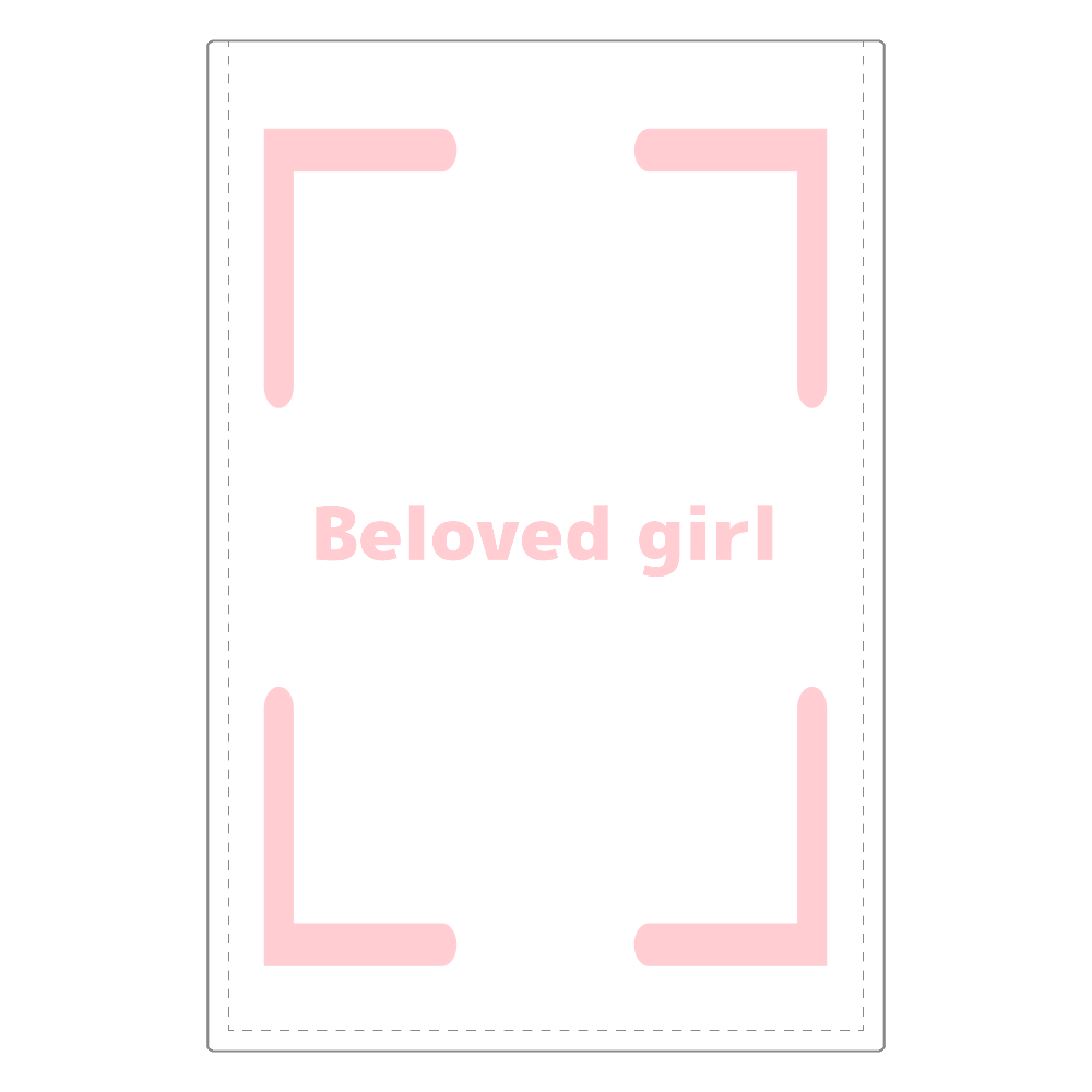 Beloved Girl ソフトレザーミラー ソフトレザーミラー