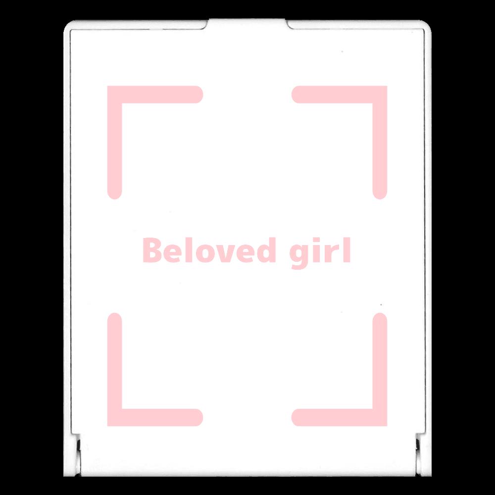 Beloved Girl スクエアミラー スクエアミラー