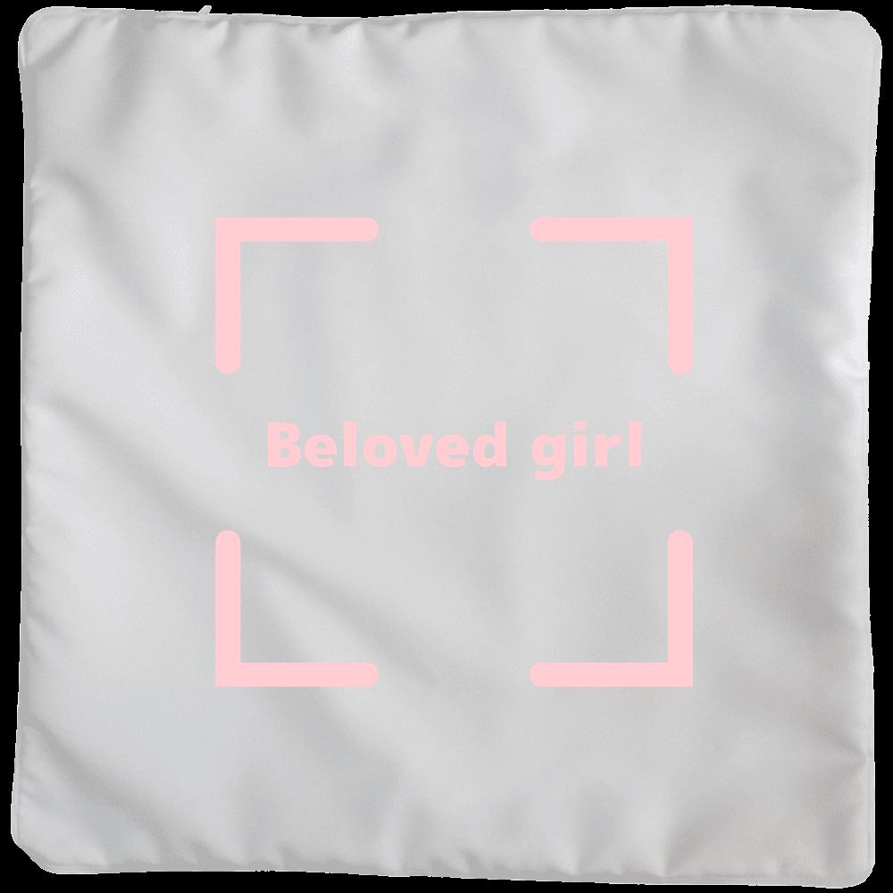 Beloved Girl クッションカバー(大) クッションカバー(大)カバーのみ