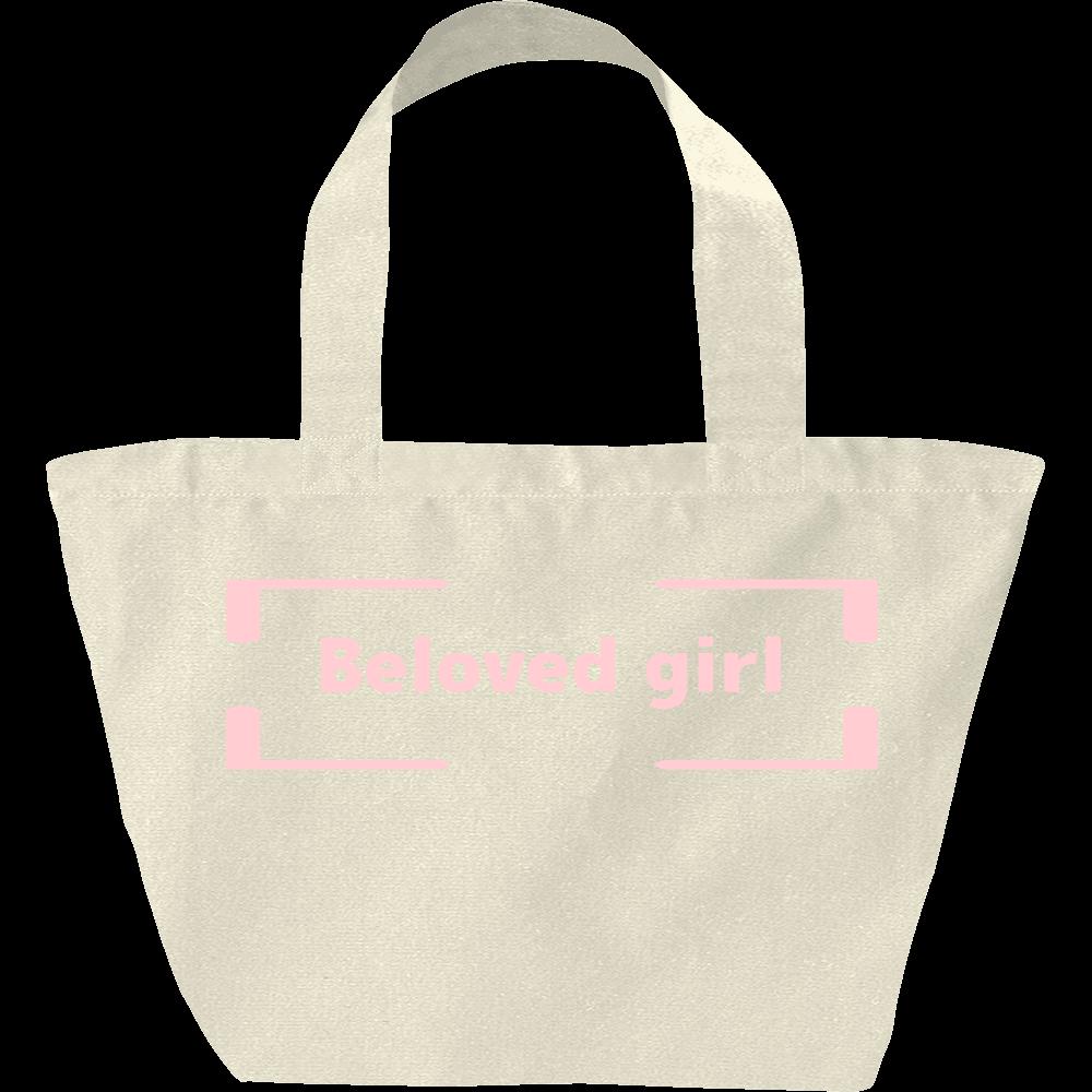 Beloved Girl ヘヴィーキャンバスランチバッグ ヘヴィーキャンバス ランチバッグ
