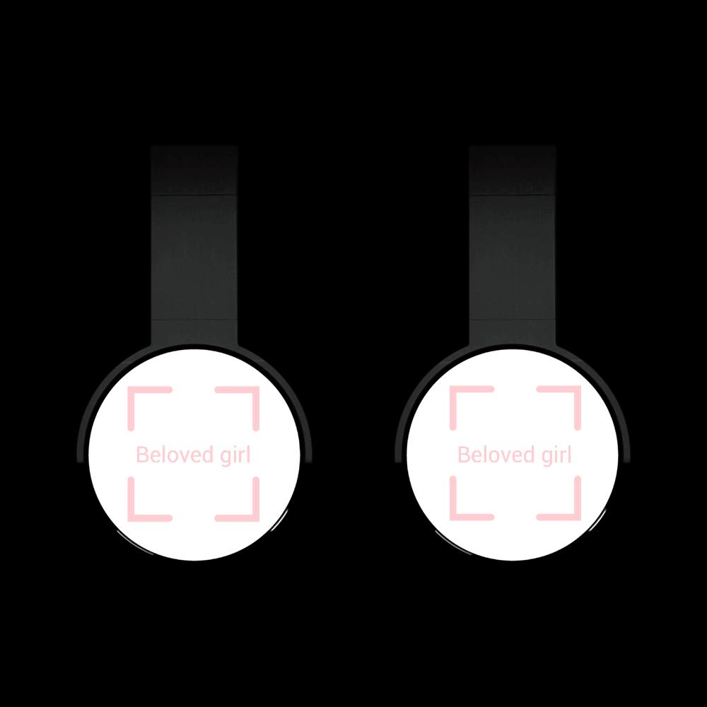 Beloved Girl Bluetooth ヘッドフォン Bluetoothヘッドフォン
