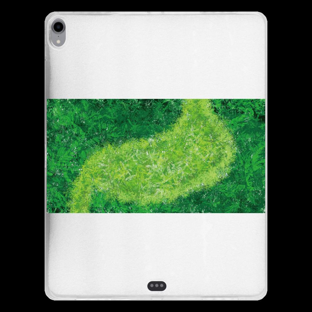 胃袋さんの休日 iPad Pro 12.9インチ(2018年モデル) タブレットケース iPad Pro 12.9インチ(2018年モデル) タブレットケース