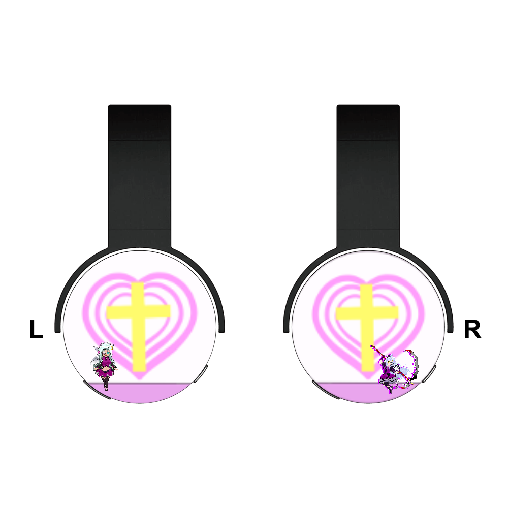ライセク=ジル・サーブル愛用ヘッドンホホ! Bluetoothヘッドフォン