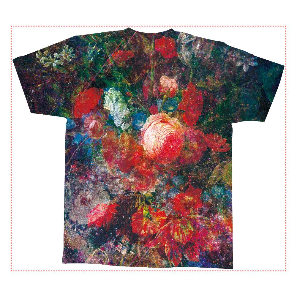 Transie Tシャツ 全面インクジェットTシャツ(M)