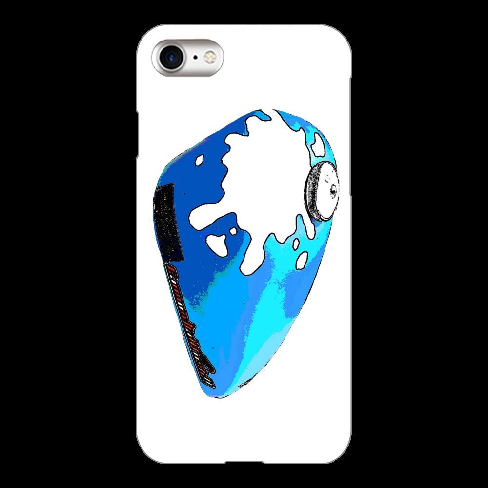 バイクタンク iPhone8(透明)