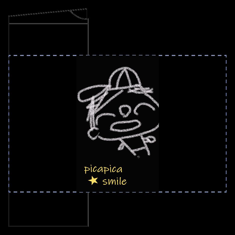 ピカスマボーイ・野球少年(フタ付サーモスストレートタンブラー) フタ付サーモストレートタンブラー(450ml)