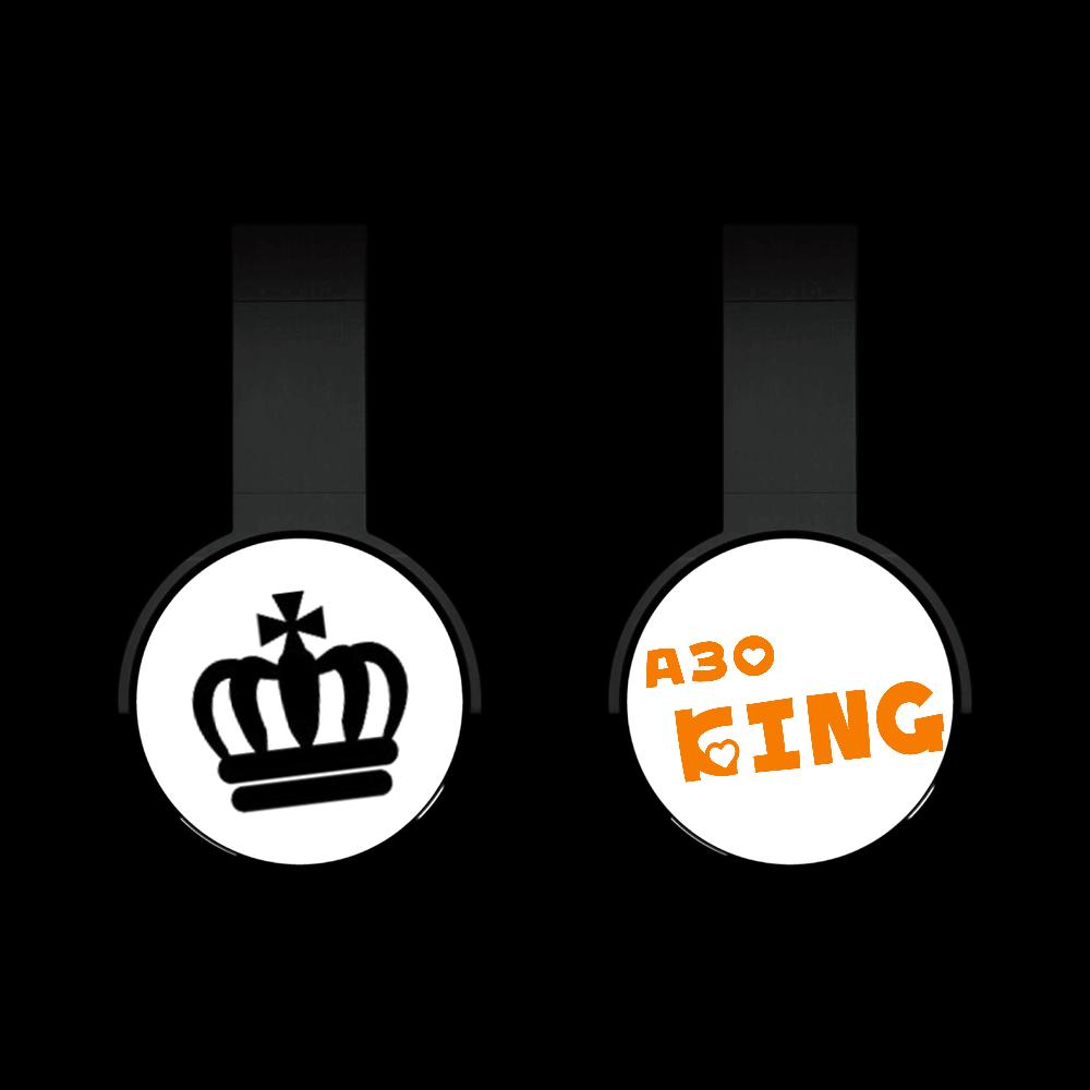 a30_king  Bluetoothヘッドホン Bluetoothヘッドフォン