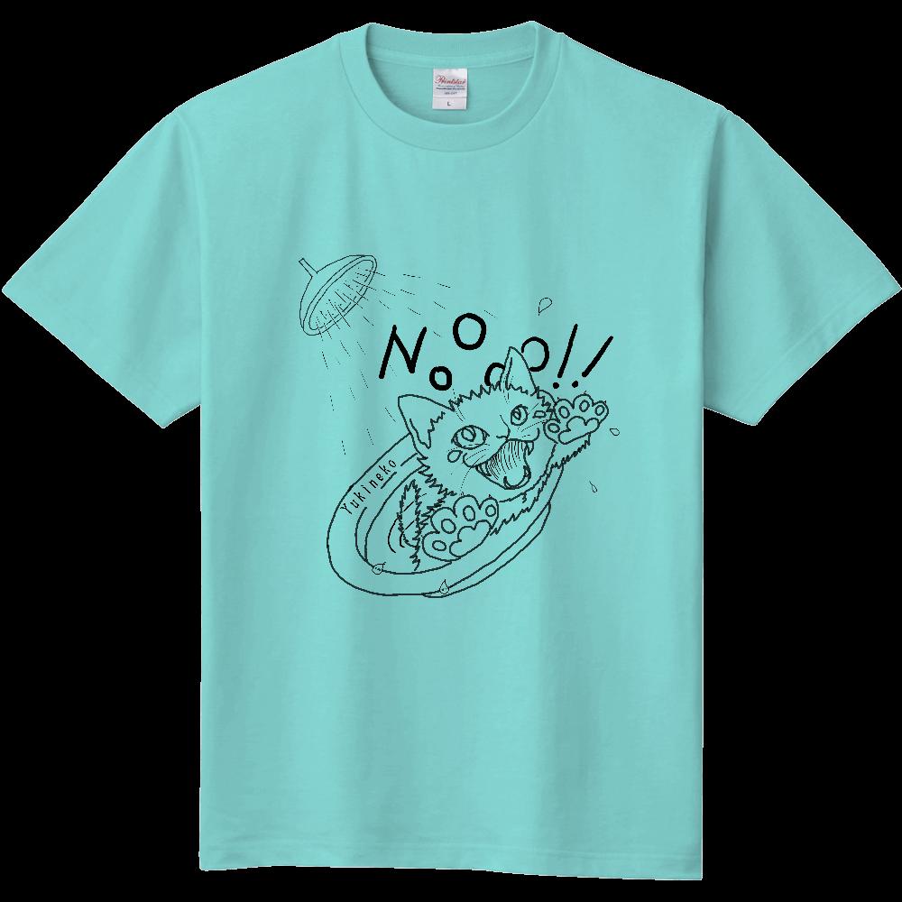 Noooo!! 背中、両袖もデザイン有 定番Tシャツ