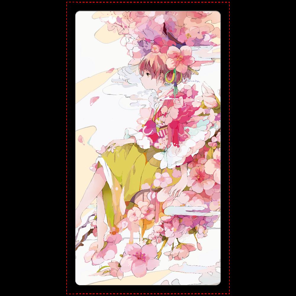 桜の女の子 cheero モバイルバッテリー(5000mAh) cheero モバイルバッテリー(5000mAh)