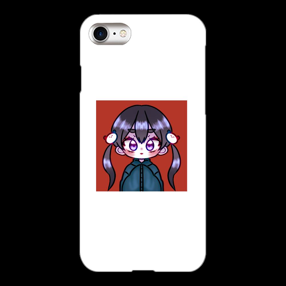 熊猫ちゃん iPhone8(透明)