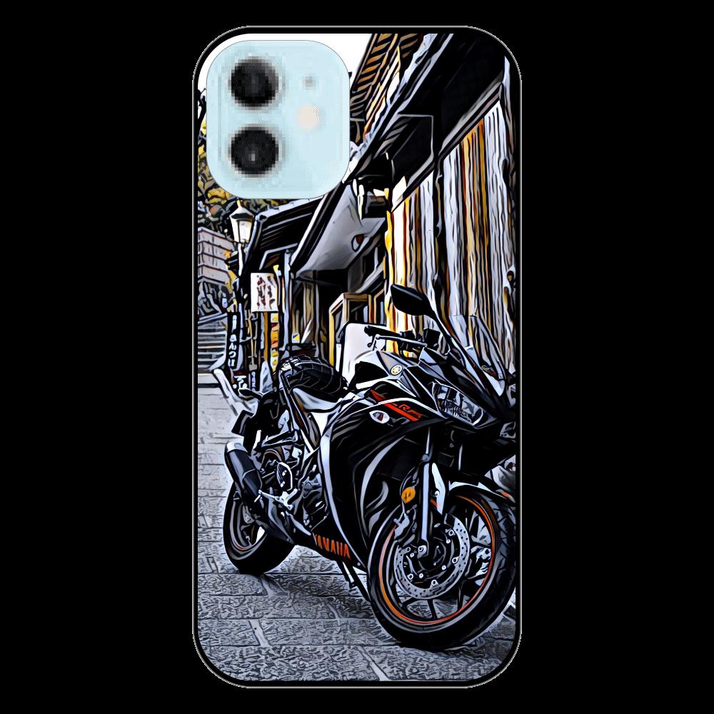 バイクと京都 iPhone12 mini