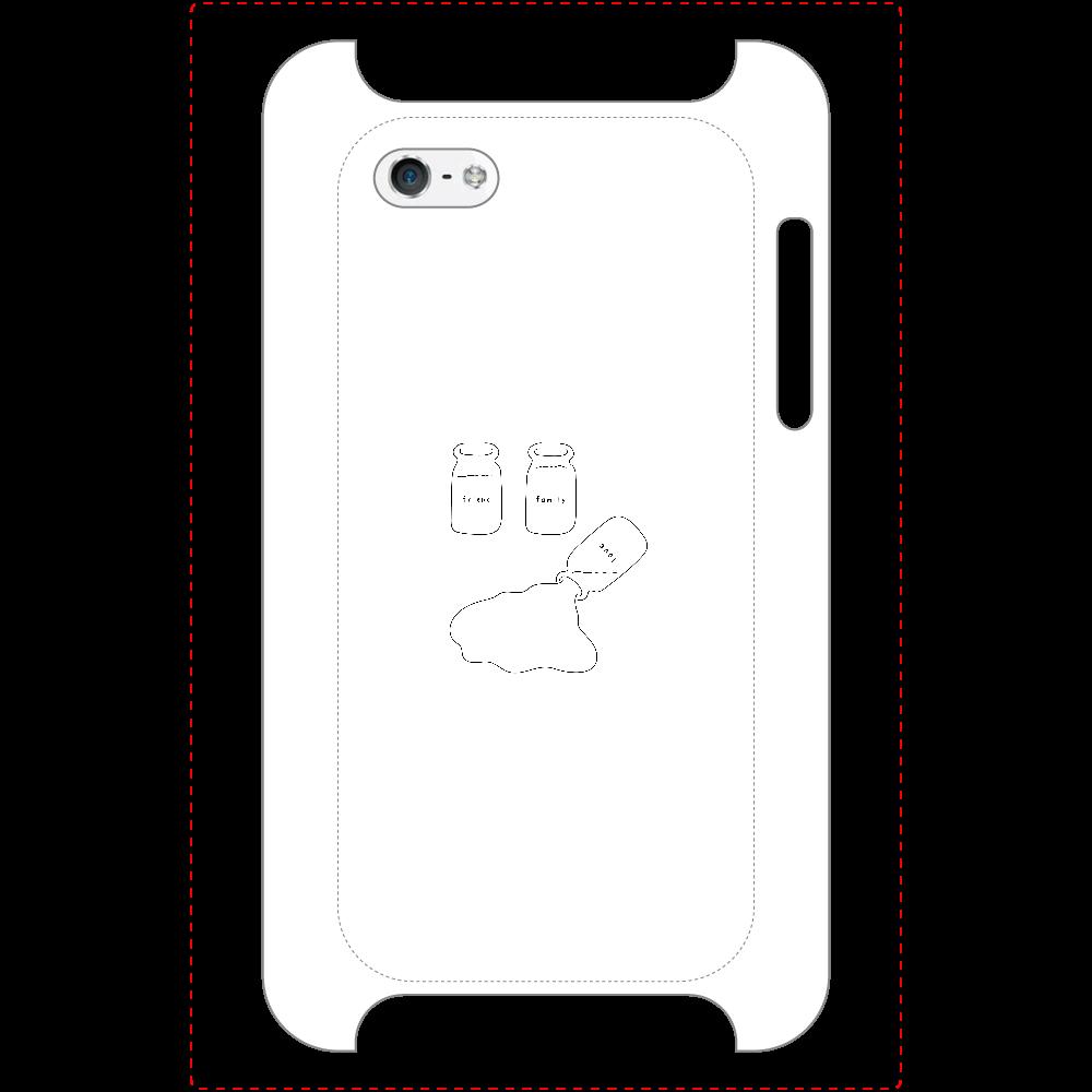 足りない. マットスマホケース iPhone5/5s/SE