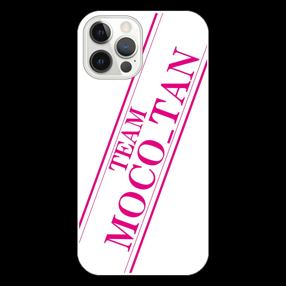 チームもこたんのオリジナルiPhone12Proケース iPhone12 Pro