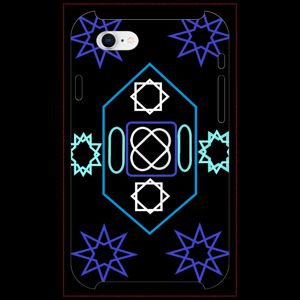 雪の結晶 iPhoneSE2