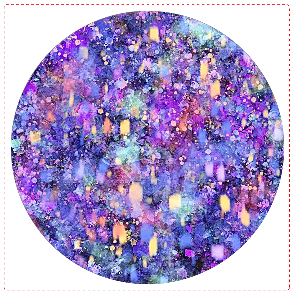 夢幻夜空のコインケース コインケース