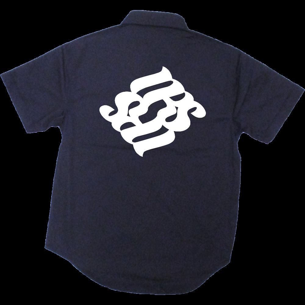 NRS 半袖 ワークシャツ T/Cワークシャツ